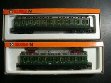 Arnold  2930 + 2931 Elektrotriebwagen ET88 + Steuerwagen ES88 DRG