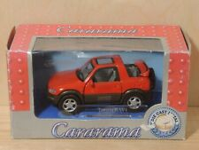 TOYOTA RAV 4 red - Hongwell Cararama 1:43 - new with box