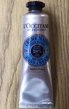 L'Occitane En Provence Dry Skin Hand Cream 30ml. 20% Shea Butter