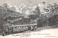 B92330 murrenbahn eiger monch und jungfrau train switzerland