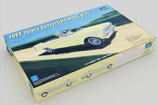 Trumpeter model 02509 1/25 1964 convertible,stock plus car