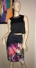 Ted Baker London Floral   Size 4 Focus Bouquet Pencil Skirt  ,