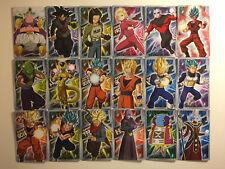 Dragon Ball Super Card Gum Part 3 Reg Set 21/21