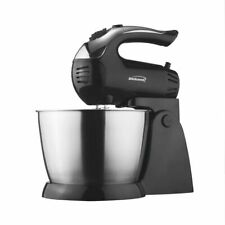 Kitchen Appliances 5-Speed Stand Mixer Blender Stainless Steel Food Countertop