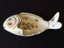 Limoges Haviland  France porcelaine petit plat à poisson France