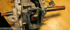TECUMSEH CRANKSHAFT FROM 2 STROKE SNOW BLOWER ENGINE OVERALL LENGTH IS 8 3/4""