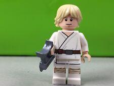 LEGO STAR WARS Luke Skywalker Minifigure Tatooine 75173 75159 -  NEW & Authentic