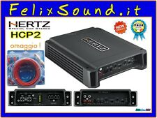Hertz HCP2 Amplificatore Stereo 400W GARANZIA ITALIA + KIT CAVI DIETZ OMAGGIO