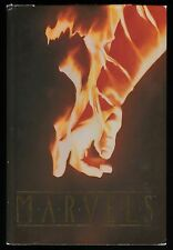 Marvels Deluxe Limited Edition Signed & Numbered Hardcover Rare HC Alex Ross art