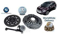 für Nissan Qashqai 2.0 4x4 2007- > 3-tlg. KUPPLUNGSSATZ KOMPLETT inkl.