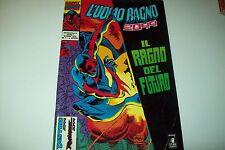 L'UOMO RAGNO 2099 STAR COMICS MARVEL N.1-IL RAGNO DEL FUTURO-GIUGNO 1993