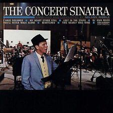 Concert Sinatra - Music CD - Sinatra, Frank -  1990-10-25 - Warner Bros UK - Ver