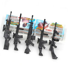 1pc 1/6 Scale 4d Assembled Submachine Gun Model Kriss Vector Weapon Kid Toy Gift