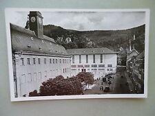 Ansichtskarte Heidelberg Die alte und die neue Universität