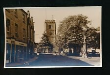 Devon AXMINSTER The Square c1950/60s? Judges Proof #25828 photograph