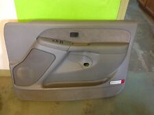 2000 GMC Sierra DOOR TRIM Front Right Passenger With Electric Switch OEM AA0067