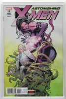 Astonishing X-Men Issue #11 Marvel Comics (5/2/18 1st Print)