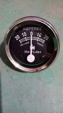 Amp Gauge Ammeter for Farmall IH Cub A AV B C H M MD I6 W4 W6 Supers 3544.