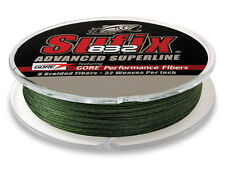 SUFIX 832 Advanced Superline Braid Fishing 30LB 150Yds - Low-Vis Green 660-030G