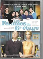 DVD ZONE 2--LES FEMMES DU 6eme ETAGE--LUCHINI/KIBERLAIN/VERBEKE/MAURA/LE GUAY