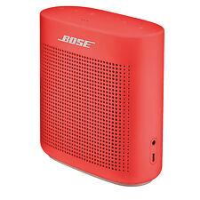 Bose SoundLink Color 2 Portable Speaker - Coral Red