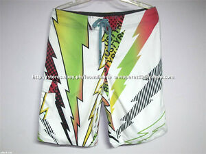 75% OFF! AUTH RUSTY MEN'S PRINTED BOARDSHORT SIZE 32 BNEW US$ 34.99