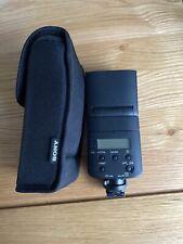 SONY HVL-F32M Camera Flash Black