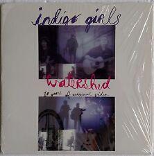 INDIGO GIRLS Laserdisc Watershed 10 Years of Underground Music Videos LD  shrink