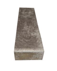 """70"""" Silver Grey Christmas Crushed Velvet table runner Handmade UK"""