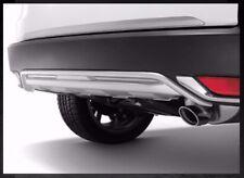 JDM Honda HRV HR-V Rear Lower Garnish Silver For Rear bumper protection Genuine