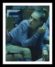 ANABELLE ACOSTA AUTOGRAPHED SIGNED & FRAMED PP POSTER PHOTO 1