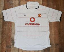 Manchester United Official Jersey Vodafone Sponsorship Premier League Nike XL 19