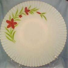 Florette Petalware Platter Salver Depression Glass Macbeth-Evans Vintage