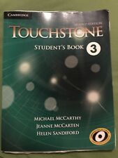 Touchstone Level 3 Student's Book by Michael McCarthy (2014, Paperback, Revised)