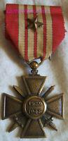 DEC6264 - CROIX DE GUERRE 1939-1945