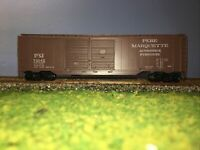 Athearn HO Scale 50' Double Door Boxcars