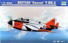 """Trumpeter British """"Gannet"""" T.MK.2 Bausatz Kit Art 01630 Flugzeug Propeller 1:72"""