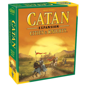 Settlers of Catan 5th Edition Cities & Knights Expansion