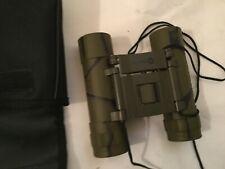 Simmons 12x25 Compact Camo Binoculars w/Soft Pouch~Model 801507 Sport Hunting