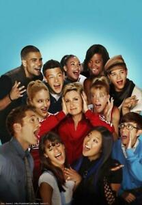 POSTER GLEE CLUB MUSICAL THE MUSIC FOX SERIE CAST #14