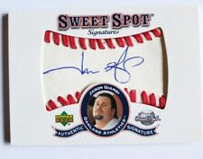 Jason Giambi Authentic Autograph 2001 Upper Deck Sweet Spots Signatures Baseball