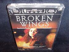 Broken Wings (DVD, 2004) Brand New Factory Sealed! A Nir Bergman Film