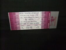 The Smiths Greek Theatre Berkeley 1986 Ticket Stub Unused Vintage Morrissey
