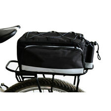 Cycling Bicycle Bike Rear Seat Rack Storage Trunk Bag Waterproof Handbag Pannier