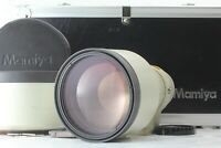 RARE! 【MINT】 Mamiya APO A 300mm F/2.8 Lens for 645 SUPER Pro TL From JAPAN #1581