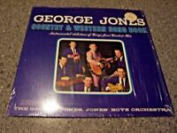 "George Jones ""Country & Western Song Book"" MUSICO MDS-1045 LP W/SHRINK&HYPE"