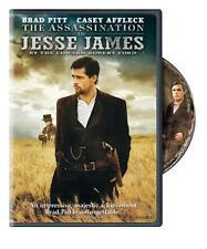 The Assassination Of Jesse James 2007 Brad Pitt OOP DVD Warner 2008