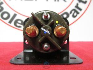 DODGE RAM Diesel Air Intake Heater Relay Solenoid NEW OEM MOPAR