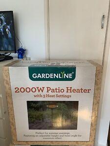 Patio Heather 2000W Gardenline Aldi