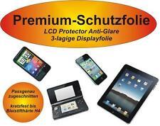 Premium-Pellicola Protettiva Opaca Huawei Ascend p6 ANTIGLARE 3-Veli Anti Reflex